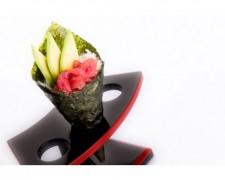 Temaki Spicy tuna